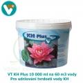 VT KH Plus 10 L na 60000 litrů, přípravek pro zvýšení tvrdosti vody v jezírku.