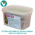 VT  Filtra-Sub 5000 ml, filtrační médium