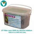 VT Filter Lava 5000 ml, filtrační médium