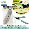 Náhradní čelisti  1 pár pro Velda - Duo Pond Tool