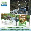 Světelný a akustický plašič predátorů Velda - Pond Guard