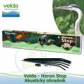 Akustický ohradník Velda – Heron Stop