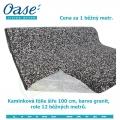 Kamínková fólie šíře 100 cm, barva granit, cena za 1 běžný metr