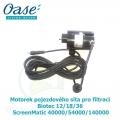 Motorek pojezdového síta pro filtraci Biotec 12/18/36 - ScreenMatic 40000/54000/140000