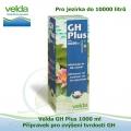 Velda GH Plus 1000 ml - Přípravek pro zvýšení tvrdosti GH  pro jezírka do 10000 litrů