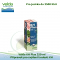 Velda KH Plus 250 ml - Přípravek pro zvýšení tvrdosti KH  pro jezírka do 2500 litrů