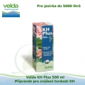 Velda KH Plus 500 ml - Přípravek pro zvýšení tvrdosti KH  pro jezírka do 5000 litrů