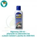 Algenweg 250 ml - přípravek na odstranění řas a jiných nečistot z jezírka do 2500 litrů