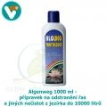 Algenweg 1000 ml - přípravek na odstranění řas a jiných nečistot z jezírka do 10000 litrů
