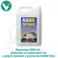 Algenweg 5000 ml - přípravek na odstranění řas a jiných nečistot z jezírka do 50000 litrů