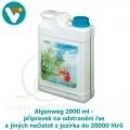 Algenweg 2000 ml - přípravek na odstranění řas a jiných nečistot z jezírka do 20000 litrů