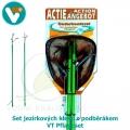 Set jezírkových kleští s podběrákem - VT Pflageset