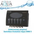 Elektronický přepínač - Swichbox Evolution Aqua SWB 5
