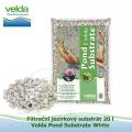 Filtrační jezírkový substrát 20 l - Velda Pond Substrate White
