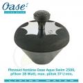 Plovoucí fontána Oase Aqua Swim 2500, příkon 28 Watt, max. půtok 37 l/min, - Výprodej nového zboží, poškozená krabice