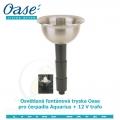 Osvětlená fontánová tryska Oase pro čerpadla Aquarius + 12 V trafo, - Výprodej nového zboží, poškozená krabice
