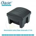 Akumulační zdroj Oase Solarsafe 17 Ah, - Výprodej nového zboží, poškozená krabice.