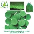 Filtrační médium Eco-Pondchip 14 litrů, pro jezírka do 20 m3