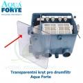 Transparentní kryt pro drumfiltr Aqua Forte