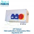 ATF Deluxe - řídící jednotka k bubnovému filtru Aquaforte ATF