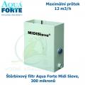 Štěrbinový filtr Midi Sieve Aqua Forte, 300 mikronů