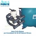 Aqua Forte Bypass pro EconoBead 40-50-60 tlakové filtrace