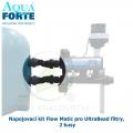 Napojovací kit Flow Matic pro UltraBead filtry, 2 kusy