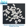 Filtrační médim Aqua Forte PolyGeyser, 25 litrů, cca 11 kg