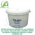 KH Plus 2,5 Kg, pro zvyšování KH a pro stabilizaci pH v jezírku, kde je pH nízké a nestabilní, ideální do systému s biologickým zatížením a velkým množstvím ryb