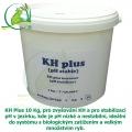 KH Plus 10 Kg, pro zvyšování KH a pro stabilizaci pH v jezírku, kde je pH nízké a nestabilní, ideální do systému s biologickým zatížením a velkým množstvím ryb