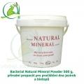 Bact. Natural Mineral Powder 500 g, přírodní preparát pro pročištění dna jezírek a biotopů