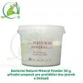 Bact. Natural Mineral Powder 50 g, přírodní preparát pro pročištění dna jezírek a biotopů