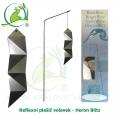 Reflexní plašič volavek - Heron Blitz