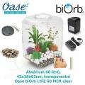 Oase biOrb LIFE 60 MCR clear - Akvárium 60 litrů, 42 x 28 x 62cm, transparentní
