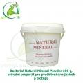 Bact. Natural Mineral Powder 100 g, přírodní preparát pro pročištění dna jezírek a biotopů