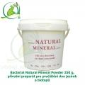 Bact. Natural Mineral Powder 250 g, přírodní preparát pro pročištění dna jezírek a biotopů