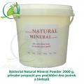 Bact. Natural Mineral Powder 2000 g, přírodní preparát pro pročištění dna jezírek a biotopů