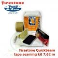 Univerzální sestava na spojení 7,62 m EPDM včetně mini válečku, Firestone QuickSeam tape seaming kit
