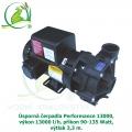 Úsporná čerpadla Performance 13000, výkon 13000 l/h, příkon 90-135 Watt, výtlak 3,3 m,