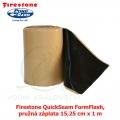 Firestone QuickSeam FormFlash, pružná záplata 15,25 cm x 1 m