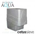 Evolution Aqua Cetus gravitační verze, mechanická screenex filtrace s plovákem na automatickou regulací průtoku a nátoku