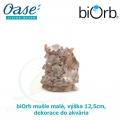 biOrb mušle malé, výška 12,5cm, dekorace do akvária