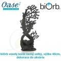 biOrb veselý korál černý velký, výška 40cm, dekorace do akvária
