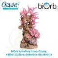 biOrb korálový útes růžový, výška 23,5cm, dekorace do akvária