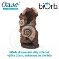 biOrb zkamenělé ulity střední, výška 20cm, dekorace do akvária