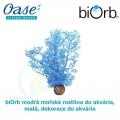 biOrb modrá mořská rostlina do akvária, malá, dekorace do akvária