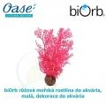 biOrb růžová mořská rostlina do akvária, malá, dekorace do akvária