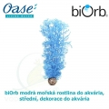 biOrb modrá mořská rostlina do akvária, střední, dekorace do akvária