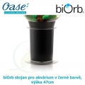 biOrb stojan pro akvárium v černé barvě, výška 47cm, vhodné pro všechny typy akvárií BiOrb