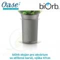 biOrb stojan pro akvárium ve stříbrné barvě, výška 47cm, vhodné pro všechny typy akvárií BiOrb